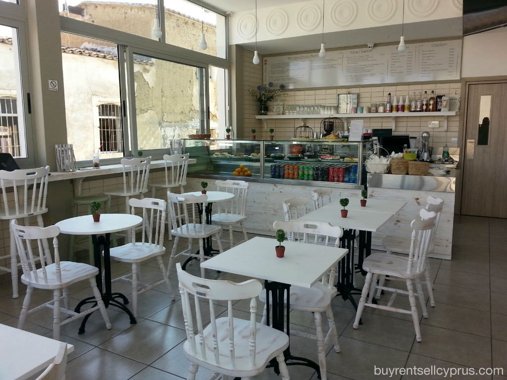 Nicosia Cafe - Commercial For Rent