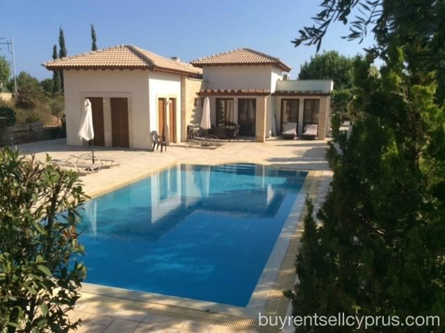 Paphos Villa - Holiday Lettings