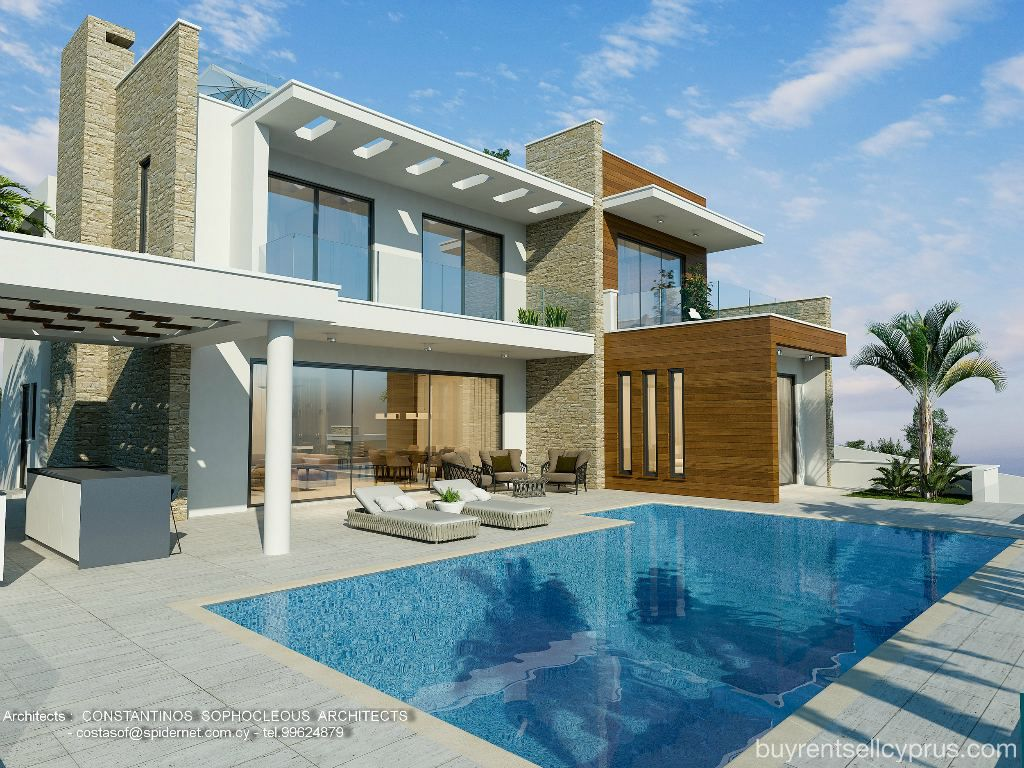 Paphos Villa - Property For Sale